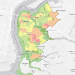 Green Infrastructure Analysis for city of Camden, New Jersey