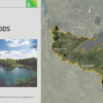 Learn about The Trust for Public Land's Northwoods Large Landscape initiative though this interactive story map.