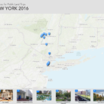 New York Trips Story Map