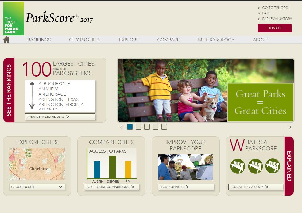 ParkScore®